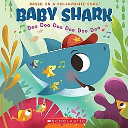 "Scholastic ""Baby Shark"" by John Bajet"