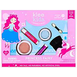 Klee Naturals 4-Piece Princess Fairy Makeup Kit in Blue/Pink