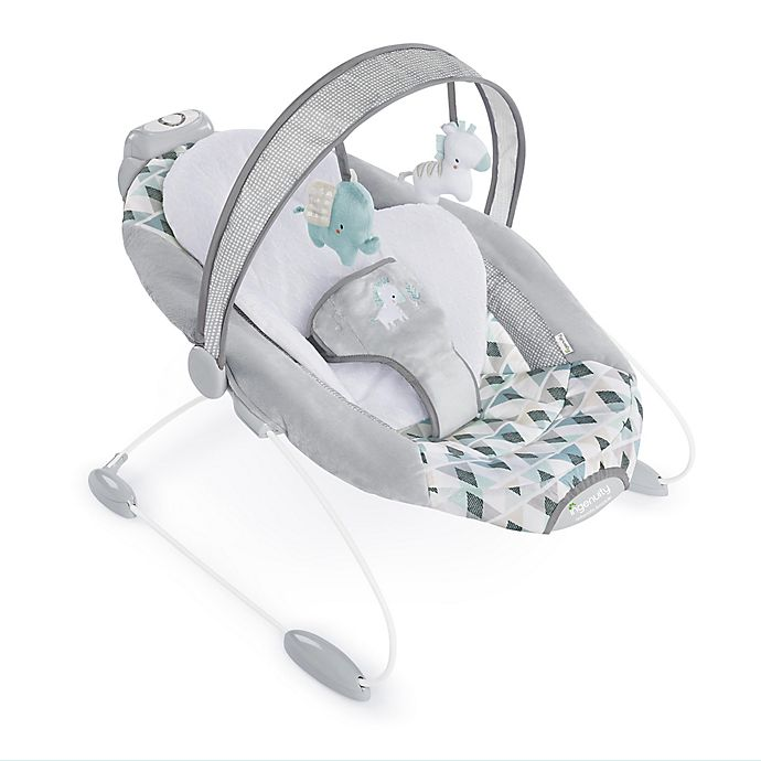 Alternate image 1 for Chadwick SmartBounce Automatic Bouncer in Grey