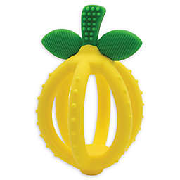 Itzy Ritzy® Silicone Lemon Teething Ball in Yellow