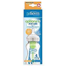 Dr. Brown's® Options+™ 9 oz. Wide-Neck Baby Bottle in Clear
