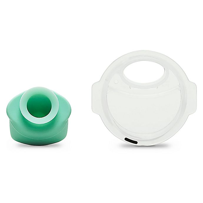 Alternate image 1 for Elvie® 2-Pack Pump Spout and Valves in Celeste