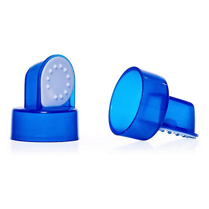 Alternate image 1 for Spectra Valve & Membrane Set for Breast Pumps in Blue