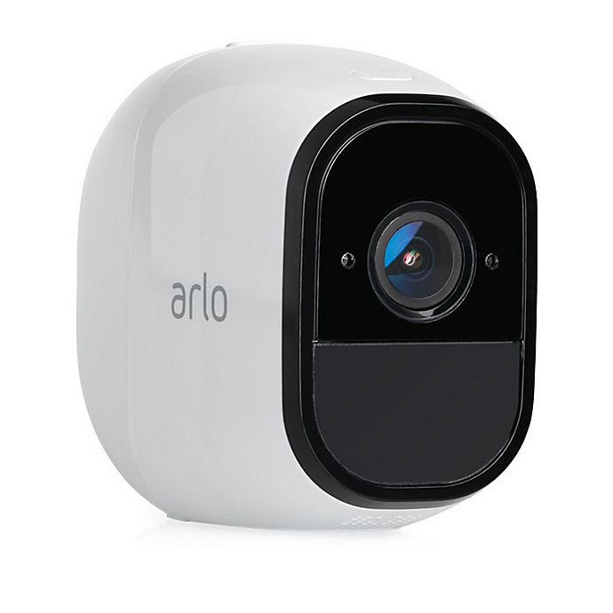 Alternate image 1 for Arlo® VMC4030 Pro Wire-Free HD Security Camera in White