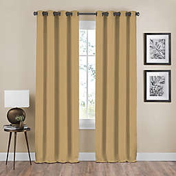 Shauna Grommet Window Curtain Panel