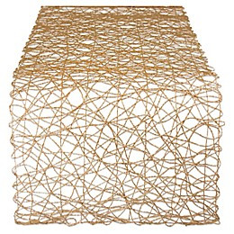 Design Imports Woven 72-Inch Table Runner