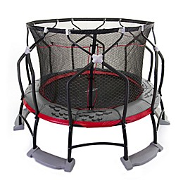 Monxter 14-Foot Titan XT7 Trampoline in Red