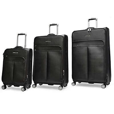 Adrienne Vittadini Stingray 3-Piece Luggage Set