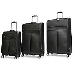 Adrienne Vittadini Stingray 3-Piece Luggage Set