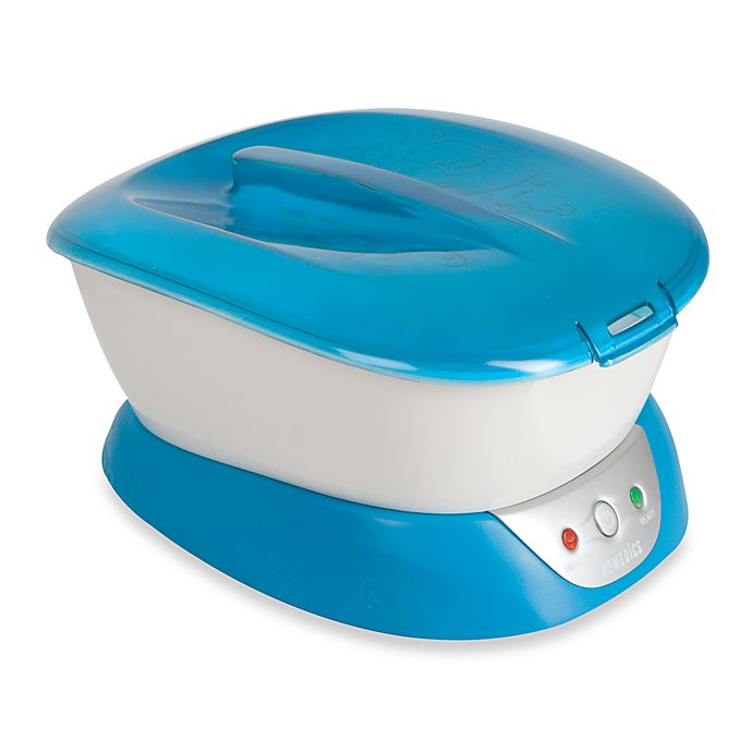 Alternate image 1 for HoMedics® ParaSpa™ Pro Heat Therapy Paraffin Bath