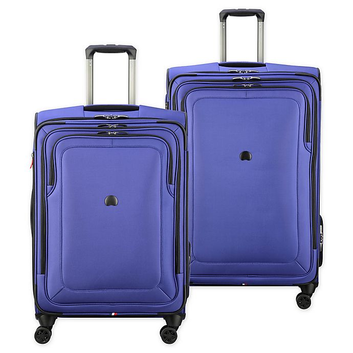 Alternate image 1 for DELSEY PARIS Cruise Spinner Checked Luggage