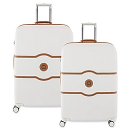 DELSEY PARIS CHATELET+ Hardside Spinner Checked Luggage
