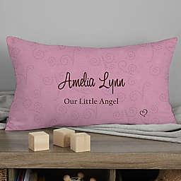 Precious Moments® Baby Lumbar Throw Pillow