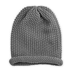 Knit Rolled Beanie