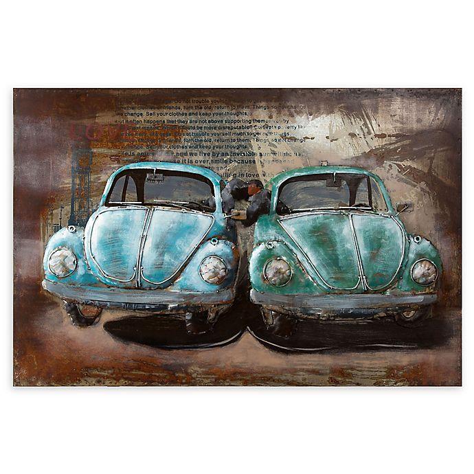 Alternate image 1 for Car 47-Inch x 31-Inch Framed Wall Art