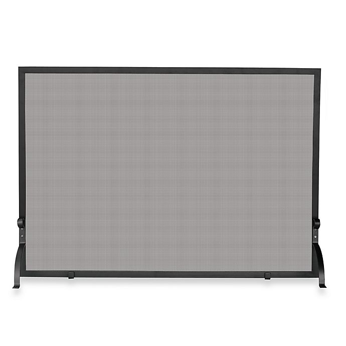Alternate image 1 for UniFlame® S-1158 39-Inch Olde World Iron Fireplace Screen