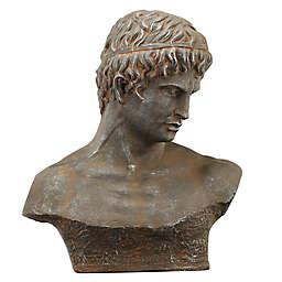 A&B Home Atticus Bust Sculpture