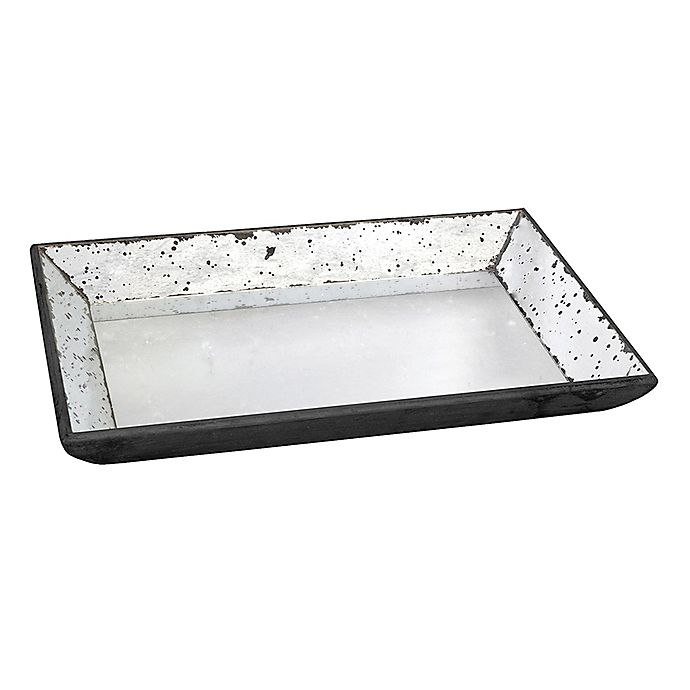 Alternate image 1 for A&B Home Glass Tray