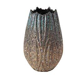 Stoneware 12-Inch Vase