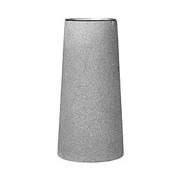 Blomus Fiesta Stone Candle Holder in Grey