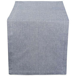 Design Imports Chambray Table Runner