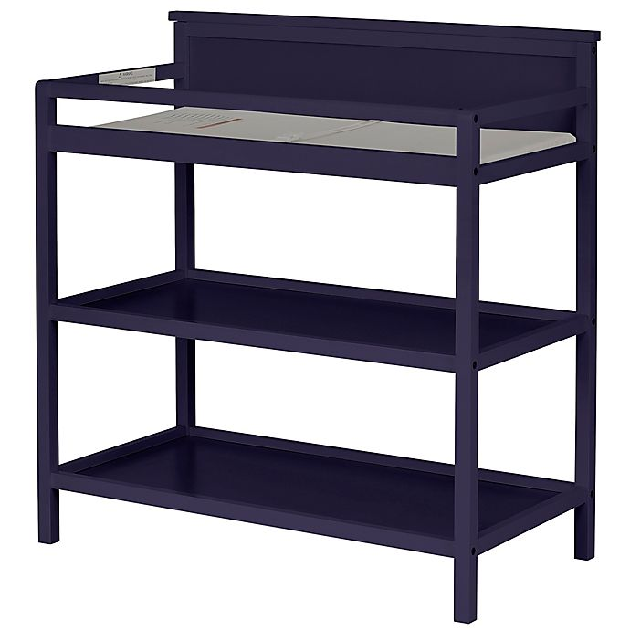 Alternate image 1 for Dream On Me Jax Universal Changing Table in Navy