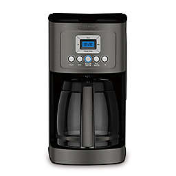 Cuisinart® Programmable 14-Cup Coffee Maker in Black