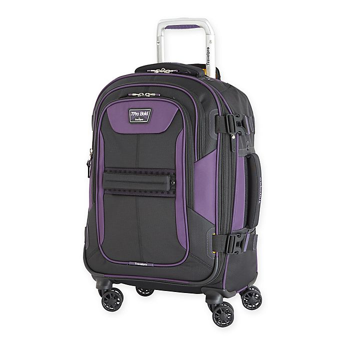 9b096b27af61 TravelPro® Bold 2 21-Inch Spinner Carry On Luggage | Bed Bath & Beyond