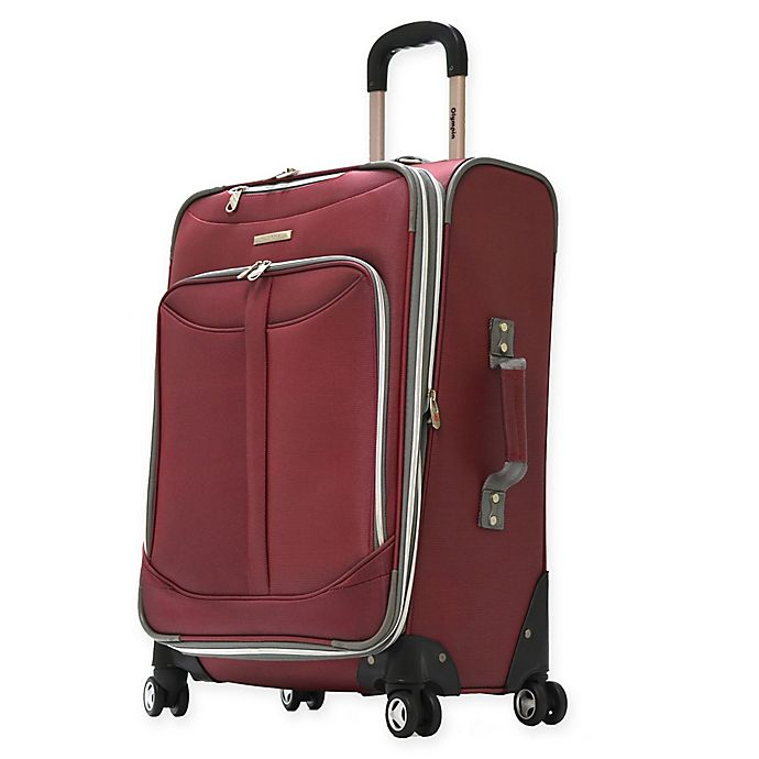 Alternate image 1 for Olympia® Tuscany 21-Inch Spinner Carry On Luggage