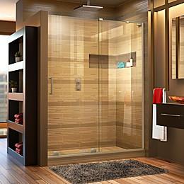 DreamLine® Mirage-X 44-48-Inch x 72-Inch Right Frameless Sliding Shower Door