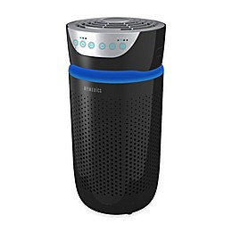 Homedics® TotalClean™ 5-in-1 Tower HEPA Air Purifier in Black