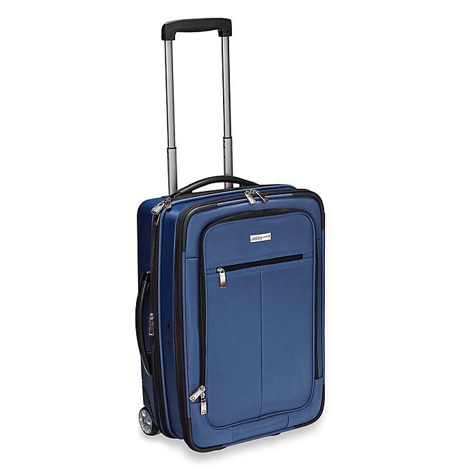Travelers Choice® Sienna Navy 21-Inch Hybrid Upright Garment Bag ... c2dced672daae
