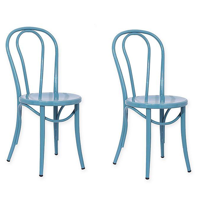 Alternate image 1 for ACEssentials Ellie Bistro Chair (Set of 2)