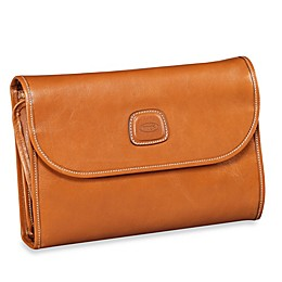 Bric's Travel Bag in Cognac