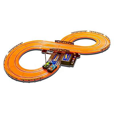 KidzTech Hot Wheels Electric 9.3-Foot Race Track Playset