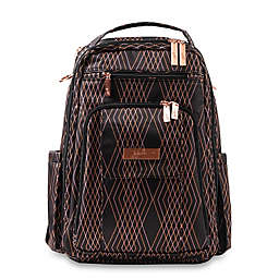 Ju-Ju-Be® Prism Be Right Back Diaper Bag in Brown