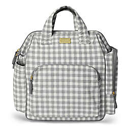 carter's® Frame Up Diaper Backpack in Grey