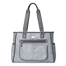 carter's® Essence ™ Diaper Tote in Grey