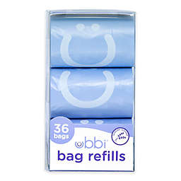 Ubbi® 36-Count On-The-Go Bag Refills