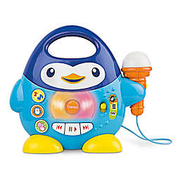 WinFun® Penguin Music Player with Microphone