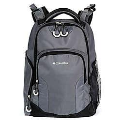 California Innovations Columbia Summit Rush Diaper Backpack in Grey