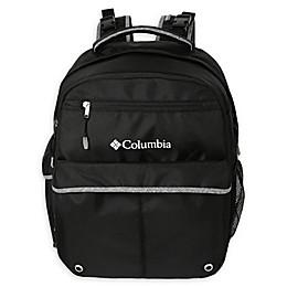 California Innovations Columbia Huntsville Peak Diaper Backpack in Black