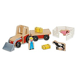 Melissa & Doug® Farm Tractor Activity Toy