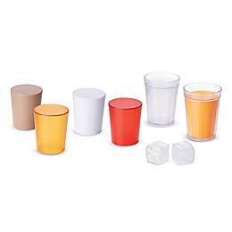 Melissa & Doug® 8-Piece Food Fun Fill 'Em Up Cups
