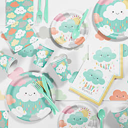 Creative Converting™ 81-Piece Baby Shower Clouds Party Supplies Kit