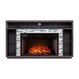 Southern Enterprises Callum Electric Fireplace TV Stand