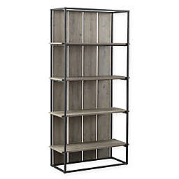 Bookcases Bookshelves Wood Metal Bookcases Bed Bath Beyond