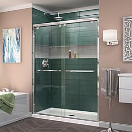 DreamLine® Encore 50-54-Inch x 72-Inch Semi-Frameless Bypass Shower Door