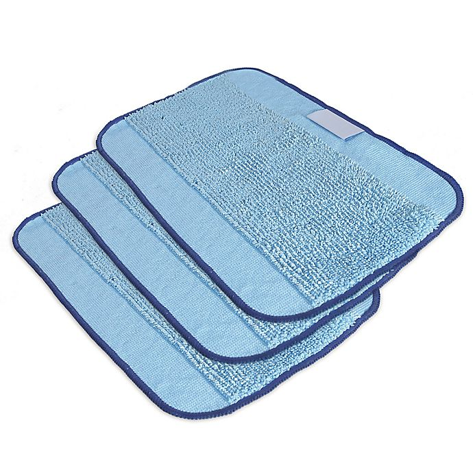 Alternate image 1 for iRobot Braava® Microfiber 3-Pack Mopping Cloths