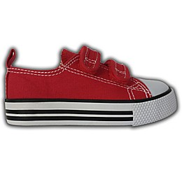 US Sports® Canvas Sneaker in Red